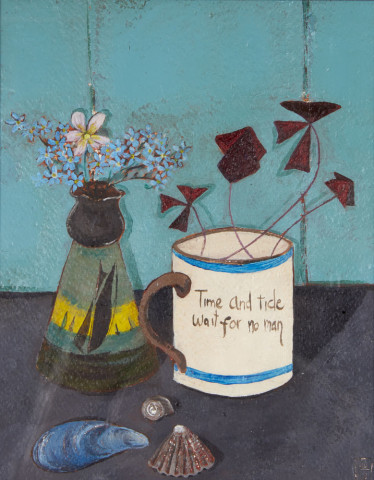 Jo Oakley, Forget-me-Not