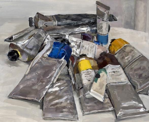 Ben Henriques, Oil Paints