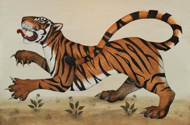 Harriet Bane, Bengal Tiger