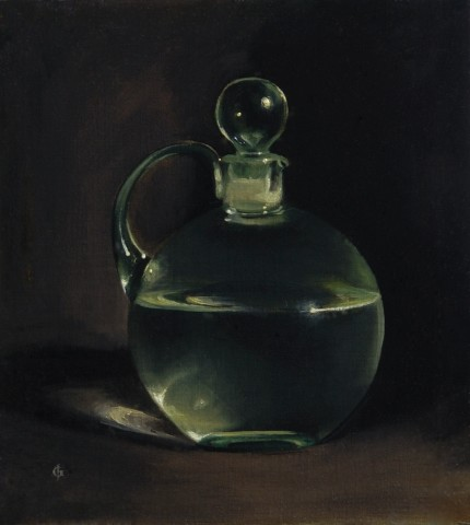 James Gillick, Small Victorian Oil Jar, 1999