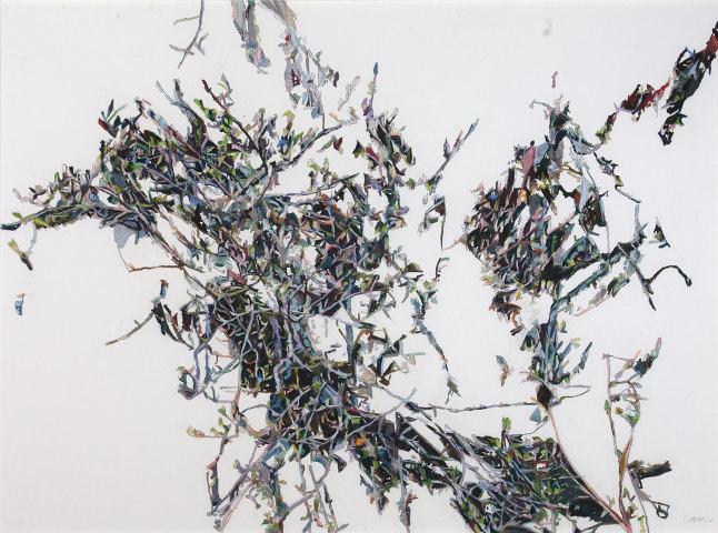 Patricia Cain rgi neac ps, Living as a Process ii, 2014
