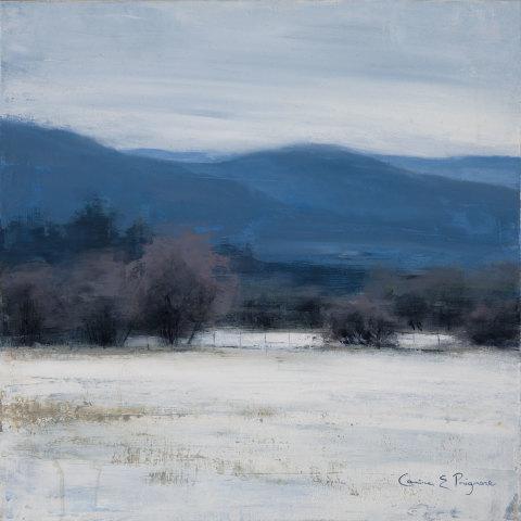 Carina Prigmore, Winter Stillness, 2019