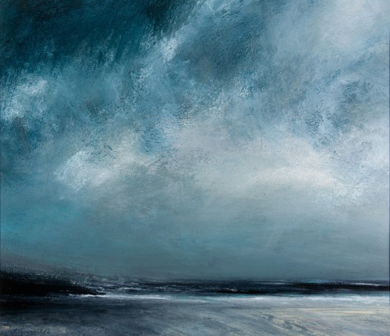 Ruth Brownlee, Shifting Skies over Easting