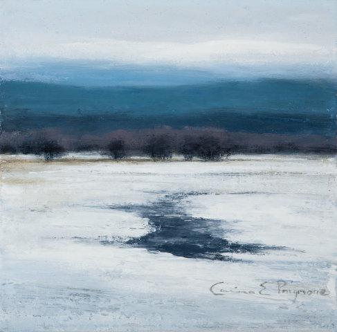 Carina Prigmore, Cairngorm Snow, 2019