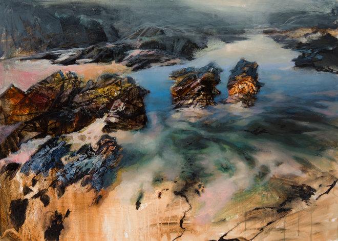 Beth Robertson Fiddes, Remnants, Iona, 2019