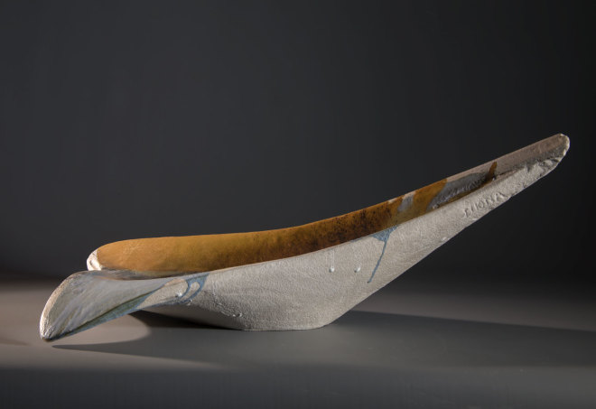 Illona Morrice, Broken Shell, 2019