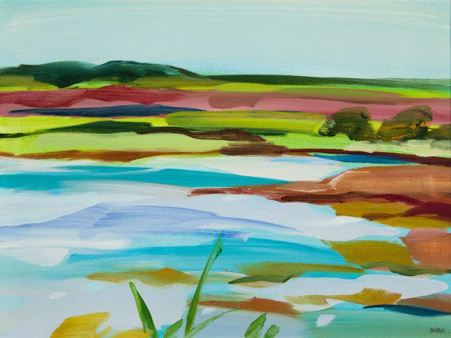 Shona Barr, Full Tide, 2019