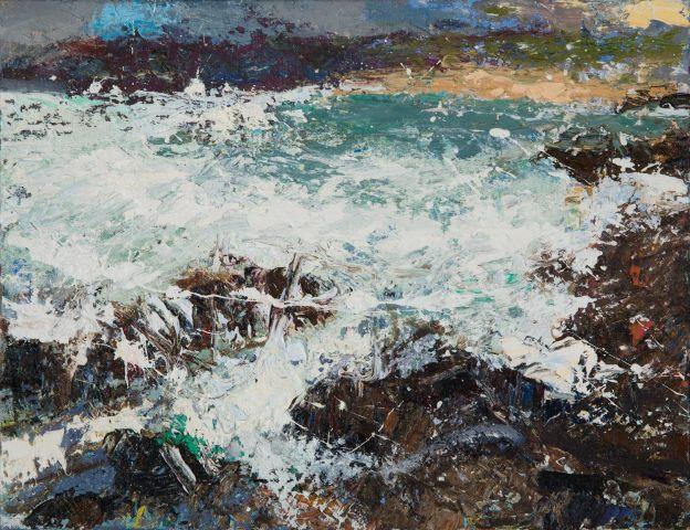 Allan MacDonald, Edge