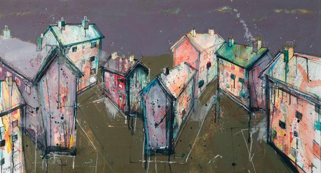 Robert McAulay, Revisiting the Estate i, 2020