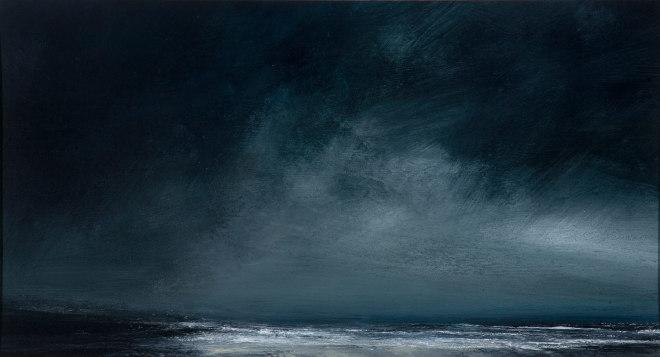Ruth Brownlee, November Storm Sky