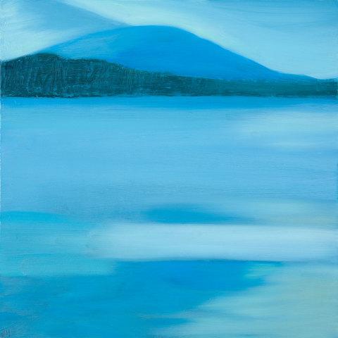 Jane MacNeill, Frozen Loch ii (Loch Morlich), 2019