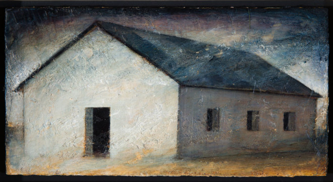 Peter White, Building, 2019