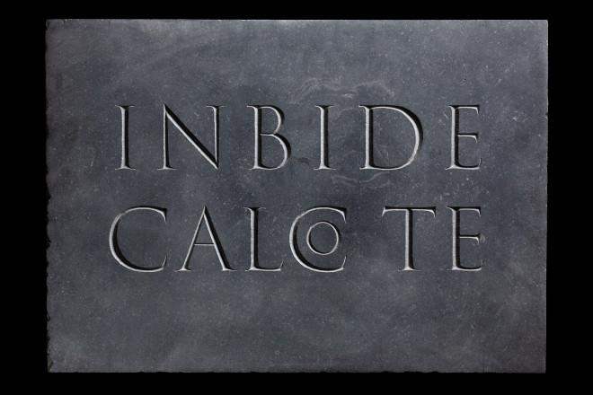 Athar Jaber, Inbide Calco Te Opus 18 nr.1, 2018