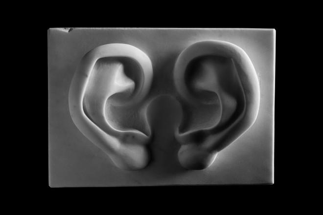Athar Jaber, Ears - Ex Voto - Opus 12 nr.1, 2018