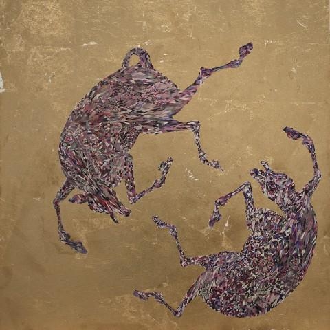 Radhika Agarwala, As The Gentle Beasts Come Into My Paradise, 2012