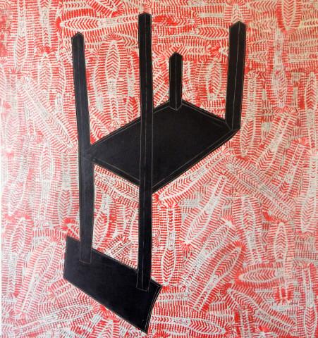Ephrem Solomon, Silence Series 39 , 2017