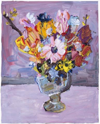 Vanessa Prager, Bouquet, 2019