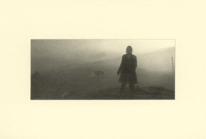 Marie Harnett, Mist, 2014