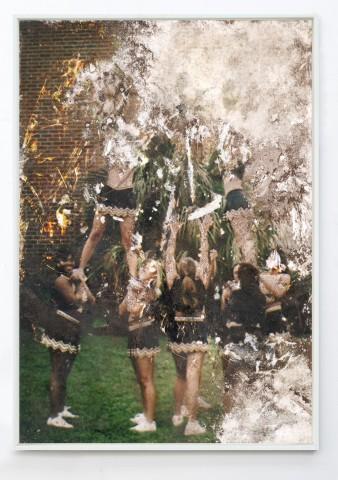 Jeremy Everett, Untitled (Buried Cheerleader) (1), 2009-2015