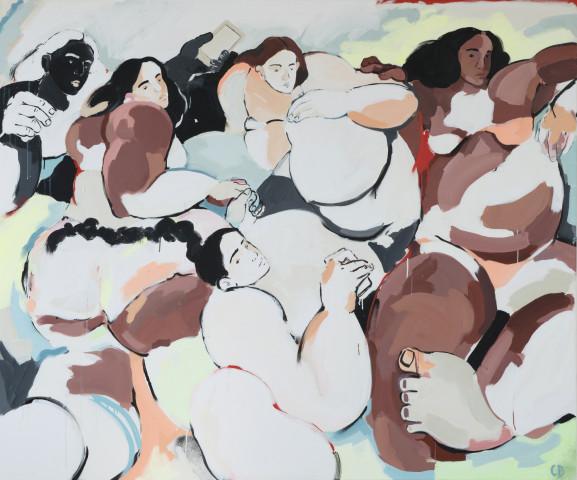 Cristina BanBan, After the Storm, 2018