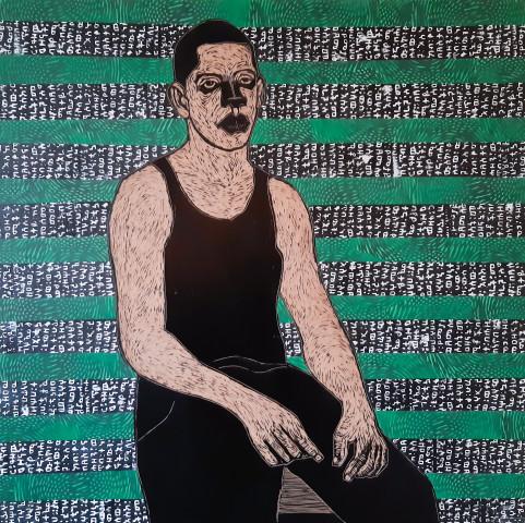 Ephrem Solomon, Recycle Series (12) , 2018