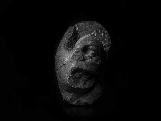 Athar Jaber, Stone Head Opus 5 nr.10, 2016