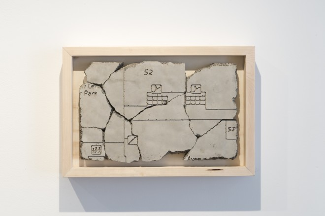 Andrea Francolino, Frammento #2, 2013