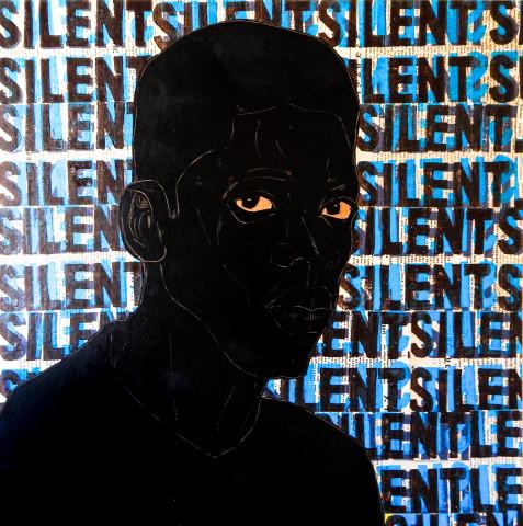 Ephrem Solomon, Silence Series 5, 2017