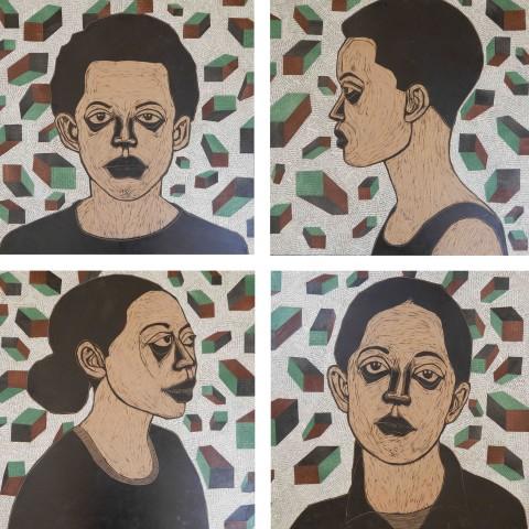Ephrem Solomon, Untitled, 2015