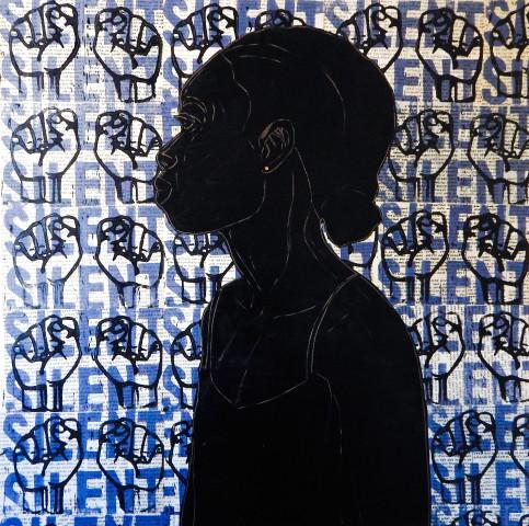 Ephrem Solomon, Silence Series 26, 2017