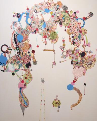 Gemma Nelson, Flaps, 2009