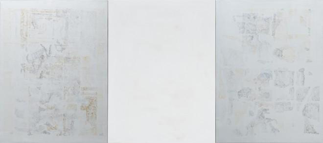 Hiroshi Tachibana, Photograph (Beckett and Giacometti), Photograph (Toy Horses), Photograph (Funazume Shrine), and Photograph (Uta and Kiki), 2014-15