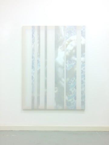 Martine Poppe, Analogical Change (Rubin's Vase), 2015