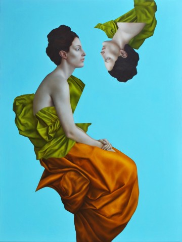Juliette Mahieux Bartoli, Phoebe Blue, 2016