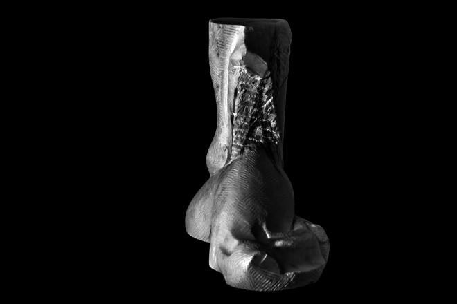 Athar Jaber, Foot - Ex Voto - Opus 12 nr.7, 2018