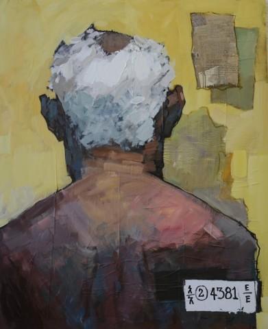 Dawit Abebe, No. 2 Background 8, 2014
