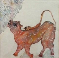 Radhika Agarwala, All Creatures Great and Small No.4, 2012