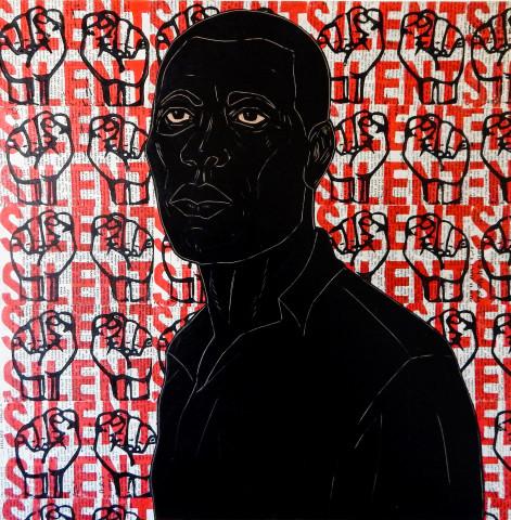 Ephrem Solomon, Silence Series 6, 2017