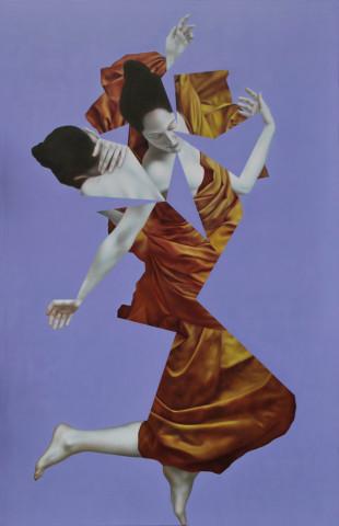 Juliette Mahieux Bartoli, Eurydice Purple, 2016