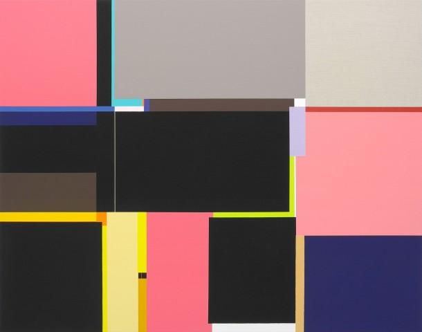 Richard Schur, Bridges, from the Manhattan Series, 2015