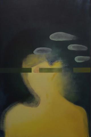 Zheng Wenxin 鄭文昕, Potrait II肖像II, 2015-2016