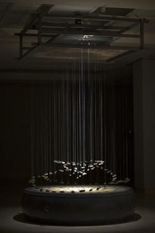 Tang Jie 湯杰, Stone Story 石语, 2015