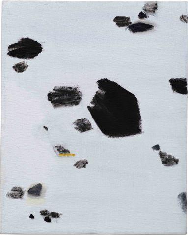 Shi Zhiying 石至瑩, Rock No.2, 2018