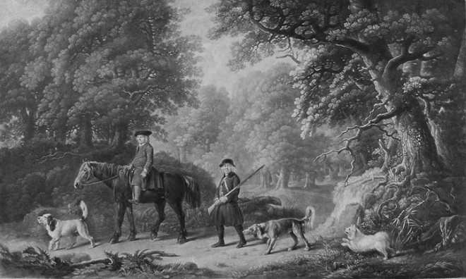 George Stubbs, 'Labourers' and 'Gamekeepers'