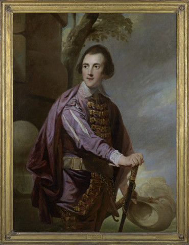Robert Edge Pine, Sir John Taylor Bart.