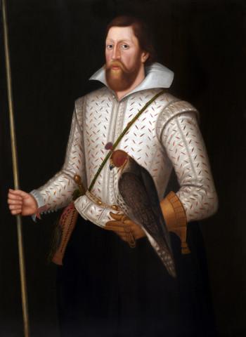 English School, Portrait of Sir Thomas Monson (1563-1641)