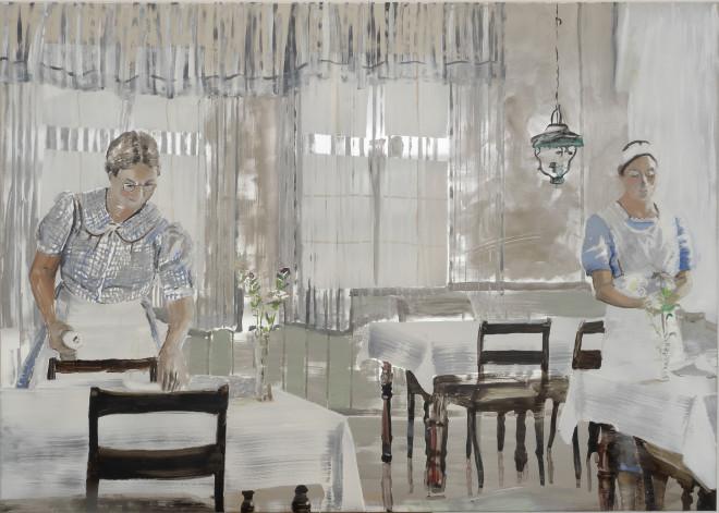 Erika Adamsson, Table Setting, 2020