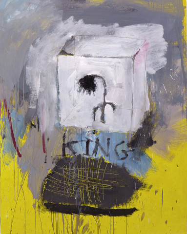 Luis Olaso, King Sunflower, 2018