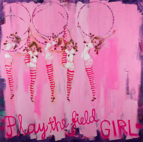 Play the field GIRL