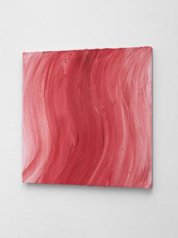 Jason Martin, Untitled (Brilliant pink / Ruby Lake), 2020